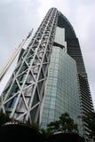 Steel skyscraper Stock Images