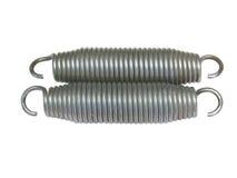 Steel springs Stock Images