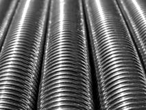 Steel springs detail Stock Photography