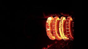 Steel springs production process