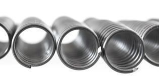 Steel springs Stock Image