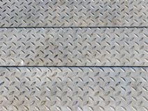 Steel stair texture Stock Photos