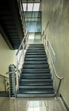 Steel Staircase Stock Images