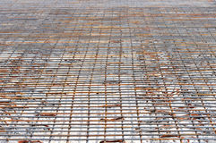 Steel structural engineering Royalty Free Stock Image