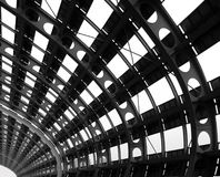 Steel structure Royalty Free Stock Photo
