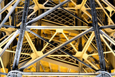 Steel structure Stock Photo