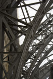 Steel structure Royalty Free Stock Images