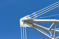 Steel structure Royalty Free Stock Photos
