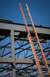 Steel Structure and Ladder Stock Photos