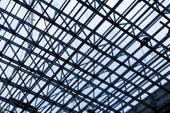 Steel structure Stock Images