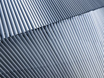Steel structure pattern Architecture detail facade Modern Building Stock Image