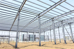 The steel structure Stock Photography
