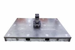 STEEL SURFACE PLATE , Stock Photos