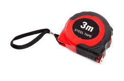 Steel tape-measure Royalty Free Stock Photo