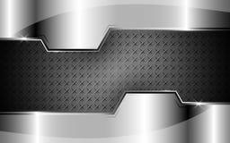 Steel texture background. EPS 10 Vector Stock Photos