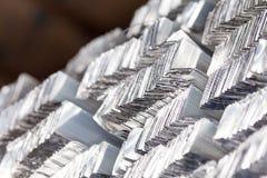 Steel texture Stock Photography