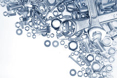 Steel tools Stock Image