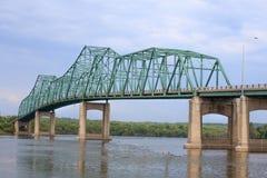 Free Steel Truss Bridge Stock Images - 60166604