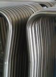 Steel tubes Royalty Free Stock Photo