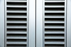 Steel Vents Stock Image