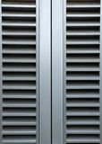 Steel vents Royalty Free Stock Image