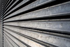 Steel Wall Background Royalty Free Stock Images