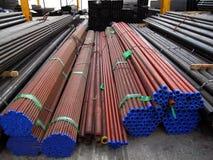 Steel warehouse Storage Stock Photos