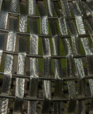 Steel Weave Stock Images