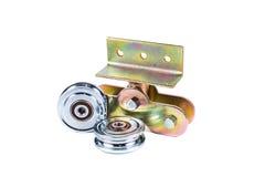 Steel wheel bearing Royalty Free Stock Images