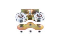 Steel wheel bearing Stock Image