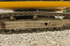 Steel Wheels Stock Photo