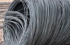 Steel wire Royalty Free Stock Images