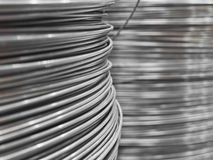 Steel Wire Stock Photography