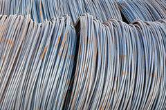 Steel wire Royalty Free Stock Photography