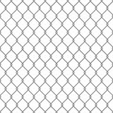 Steel Wire Mesh Seamless Background. Vector. Illustration Royalty Free Stock Photo