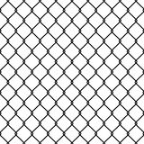 Steel Wire Mesh Seamless Background. Vector Stock Photography