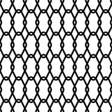 Steel Wire Mesh Seamless Background. Vector Stock Image