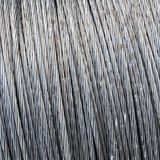 Steel wire rope cable background Stock Images
