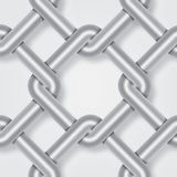 Steel wire weave, background  Stock Images