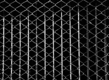 Steel wire royalty free stock photos