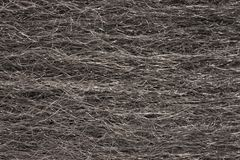 Steel wool. As a background stock images