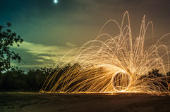 Steel Wool #1 Stock Image