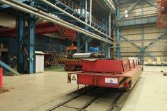 Steel workshop Royalty Free Stock Photo