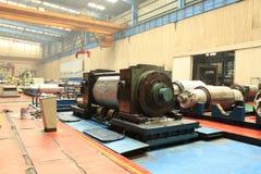 Steel workshop Stock Images