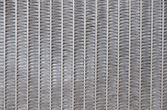 Steel Zigzag Texture Stock Images