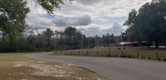 Steele Creek arkivbild