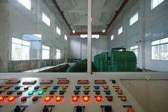 Steelmaking iron works Stock Photo