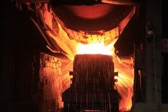 Steelmakingseminarium Royaltyfri Fotografi