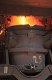 Steelmakingseminarium Royaltyfri Foto