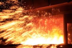 Steelmakingseminarium Royaltyfri Bild